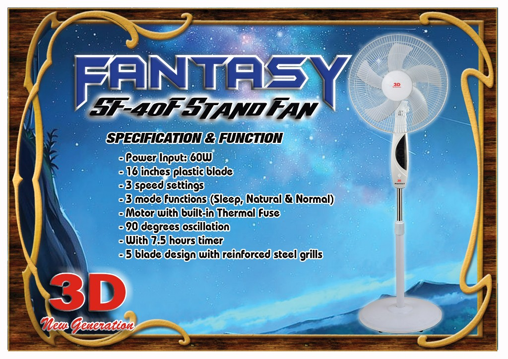 FANTASY SF40F